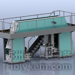 Equipment for flat Membrane and Others